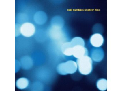 """REAL NUMBERS - Brighter Then (12"""" Vinyl)"""