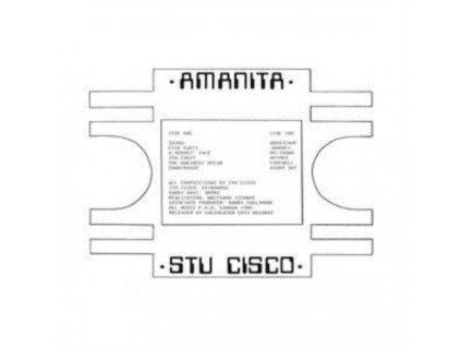 STU CISCO - Amanita (LP)