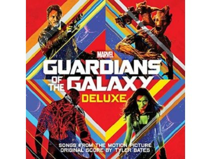 VARIOUS ARTISTS - Guardians Of The Galaxy - Deluxe (LP)