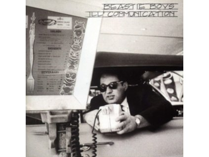 BEASTIE BOYS - Ill Communication (LP)