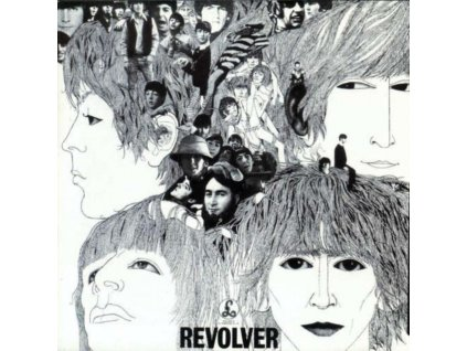 BEATLES - Revolver (LP)