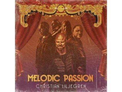 CHRISTIAN LILJEGREN - Melodic Passion (LP)