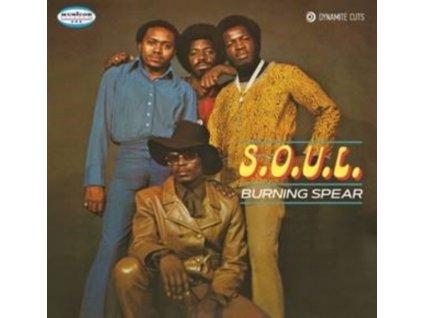 "S.O.U.L. - Burning Spear (7"" Vinyl)"