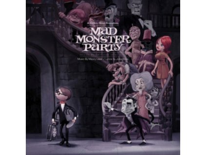 VARIOUS ARTISTS - Mad Monster Party (1967 Soundtrack) (LP)
