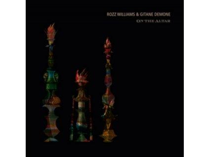 ROZZ WILLIAMS & GITANE DEMONE - On The Altar (LP)