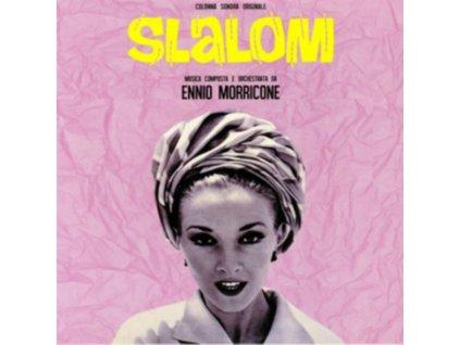 ENNIO MORRICONE - Slalom (LP)