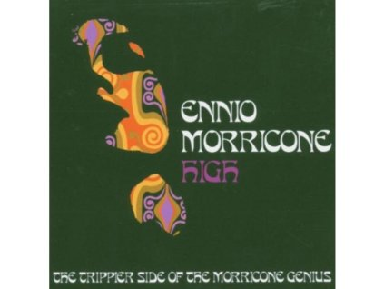 ENNIO MORRICONE - Morricone High The Psychedelic (CD)