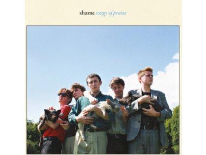 SHAME - Songs Of Praise (LP)