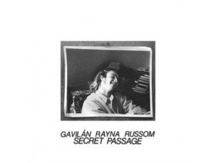GAVILAN RAYNA RUSSOM - Secret Passage 9 (Coloured Vinyl) (LP)