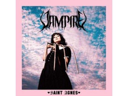 SAINT AGNES - Vampire (Baby Pink Vinyl) (LP)