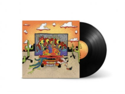 DUST CODA - Mojo Skyline (LP)