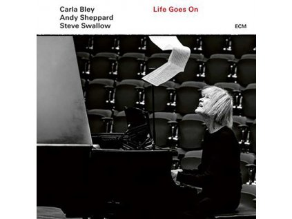 CARLA BLEY / ANDY SHEPPARD / STEVE SWALLOW - Life Goes On (LP)