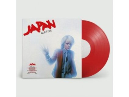 JAPAN - Quiet Life (Limited Red Vinyl) (LP)