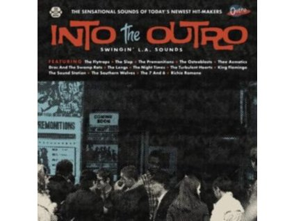 VARIOUS ARTISTS - Into The Outro: Swingin L. A. Sounds (LP)