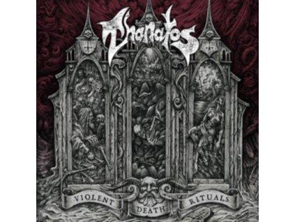 THANATOS - Violent Death Rituals (LP)