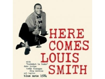 LOUIS SMITH - Here Comes (LP)