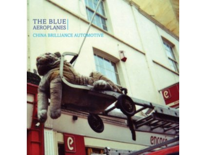 "BLUE AEROPLANES - China Brilliance Automotive (7"" Vinyl)"