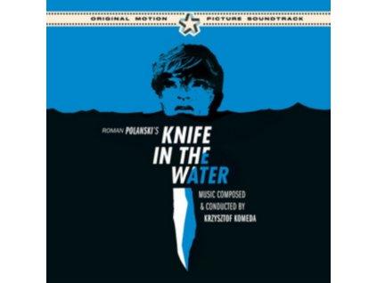 ORIGINAL SOUNDTRACK / KRZYSZTOF KOMEDA - Knife In The Water (CD)