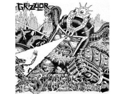 """GRIZZLOR - Cycloptic (7"""" Vinyl)"""