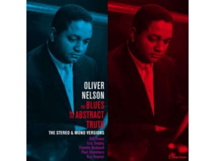 OLIVER NELSON - The Blues And The Abstract Truth (The Stereo & Mono Versions) (LP)