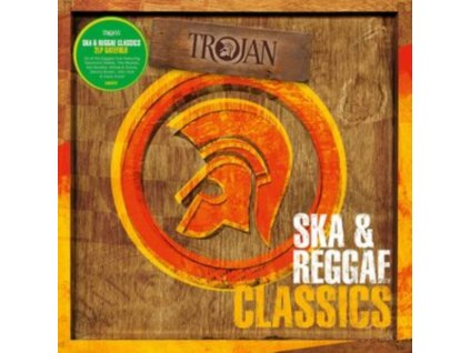 VARIOUS ARTISTS - Ska & Reggae Classics (LP)