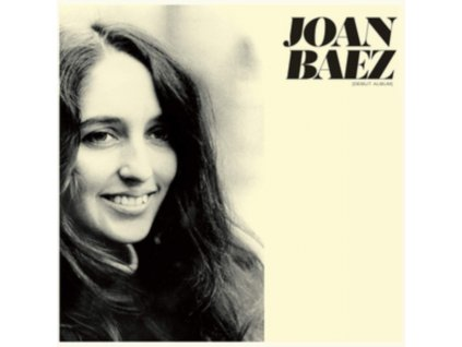JOAN BAEZ - Debut Album (Limited Yellow Vinyl) (LP)