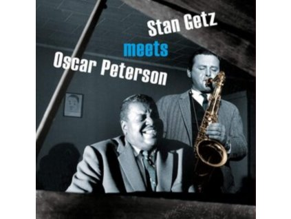 STAN GETZ & OSCAR PETERSON - Stan Getz Meets Oscar Peterson (+1 Bonus Track) (Solid Orange Vinyl) (LP)