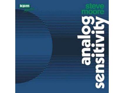 STEVE MOORE - Analog Sensitivity (LP)