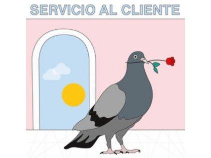"""SERVICIO AL CLIENTE - Servicio Al Cliente (12"""" Vinyl)"""