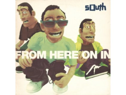 SOUTH - From Here On In (LP)