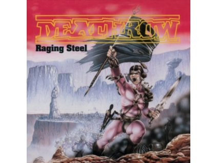DEATHROW - Raging Steel (LP)