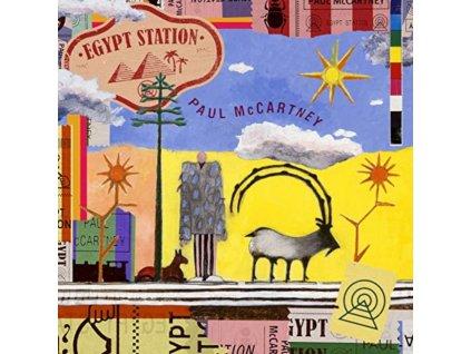 PAUL MCCARTNEY - Egypt Station (LP)