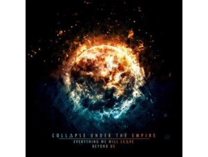 COLLAPSE UNDER THE EMPIRE - Everything We Will Leave Beyond Us (LP)