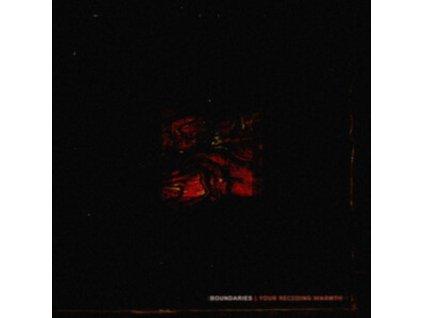 BOUNDARIES - Your Receding Warmth (Red/Black Vinyl) (LP)
