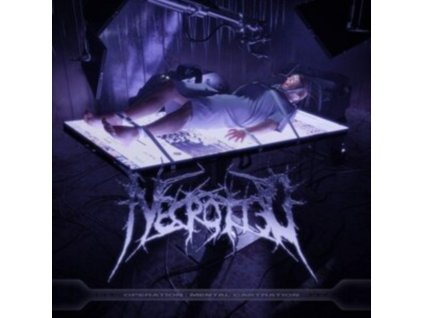 NECROTTED - Operation: Mental Castration (LP)
