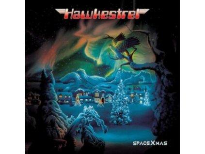 HAWKESTREL - Spacexmas (Splattered Vinyl) (LP)