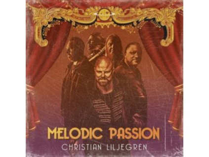 CHRISTIAN LILJEGREN - Melodic Passion (Purple Vinyl) (LP)