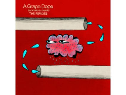 "A GRAPE DOPE - Backyard Blenders: The Remixes (12"" Vinyl)"