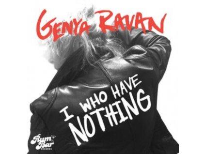 """GENYA RAVAN - I Who Have Nothing / Sway Little Player (Feat. Nile Rodgers / Shang Hi Los) (7"""" Vinyl)"""
