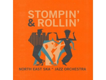 NORTH EAST SKA JAZZ ORCHESTRA - Stompin & Rollin (LP)