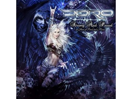 DORO - Strong And Proud: 30 Years Of Rock And Metal (LP)