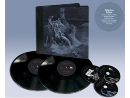 MISSION - The Complete Another Fall From Grace (2Lp + 2Cd + Dvd) (LP Box Set)
