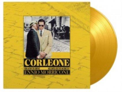 ENNIO MORRICONE - Corleone - Original Soundtrack (Coloured Vinyl) (LP)