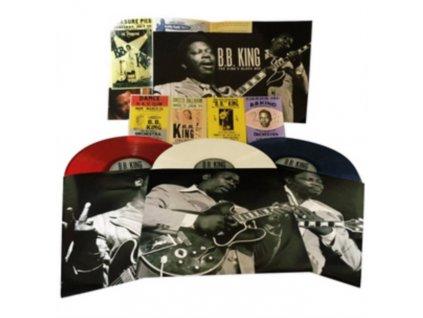 B.B. KING - The Kings Blues Box (LP)