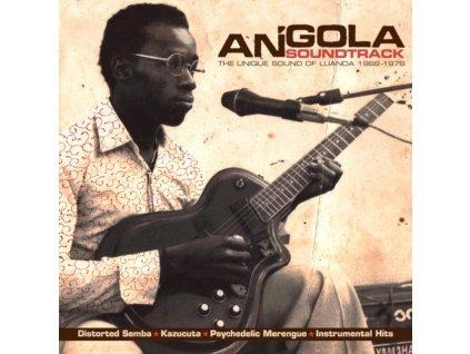 ORIGINAL SOUNDTRACK - Angola Soundtrack - Special Sounds (LP)