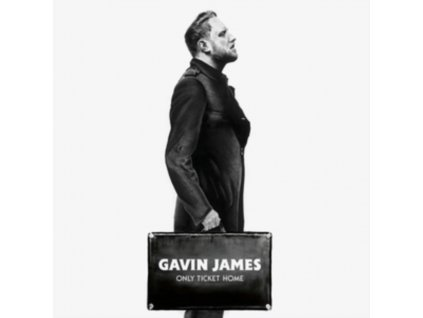 GAVIN JAMES - Only Ticket Home (LP)