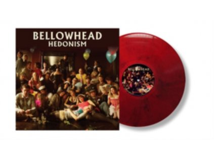 BELLOWHEAD - Hedonism (Limited 10th Anniversary Edition) (Red/Black Marble Vinyl) (LP)