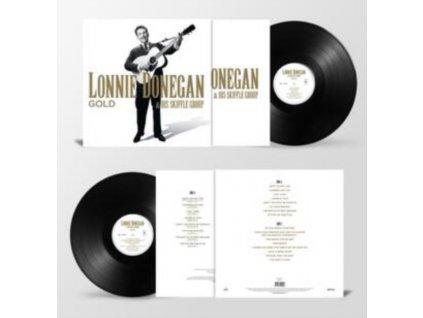 LONNIE DONEGAN & HIS SKIFFLE GROUP - Gold (LP)