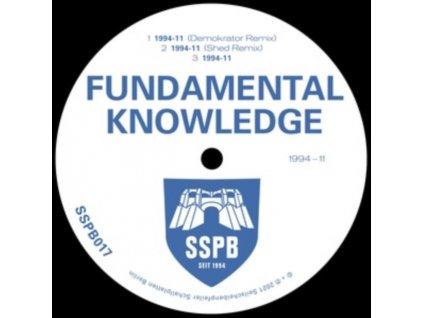 "FUNDAMENTAL KNOWLEDGE - 1994-11 (Limited Edition) (12"" Vinyl)"