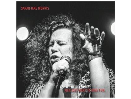 """SARAH-JANE MORRIS - I Shall Be Released (7"""" Vinyl)"""